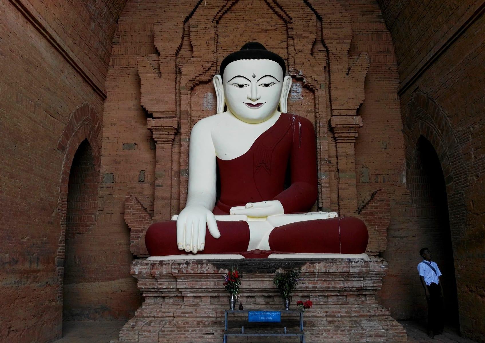 Socha Buddhy, Bagan, Myanmar