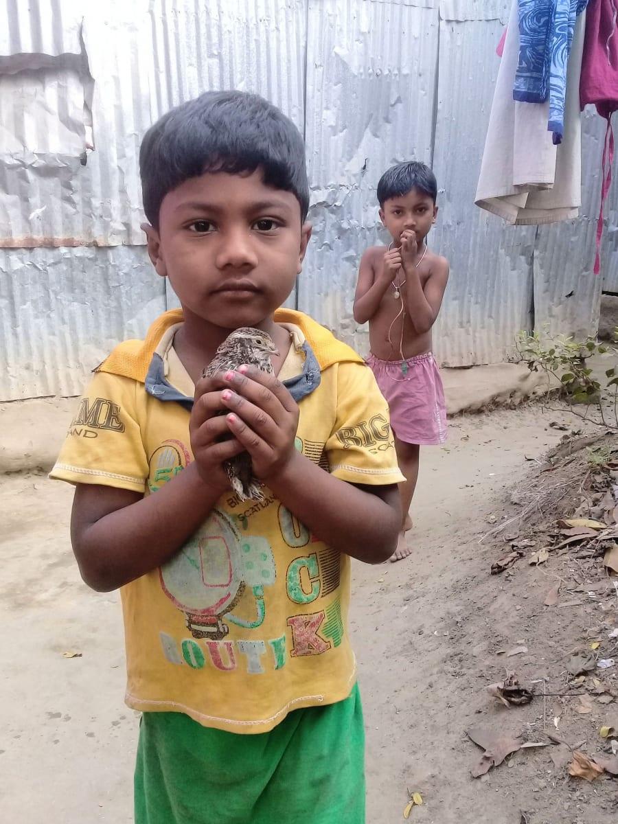 Chlapci z hindiustického slumu, Bangladéš