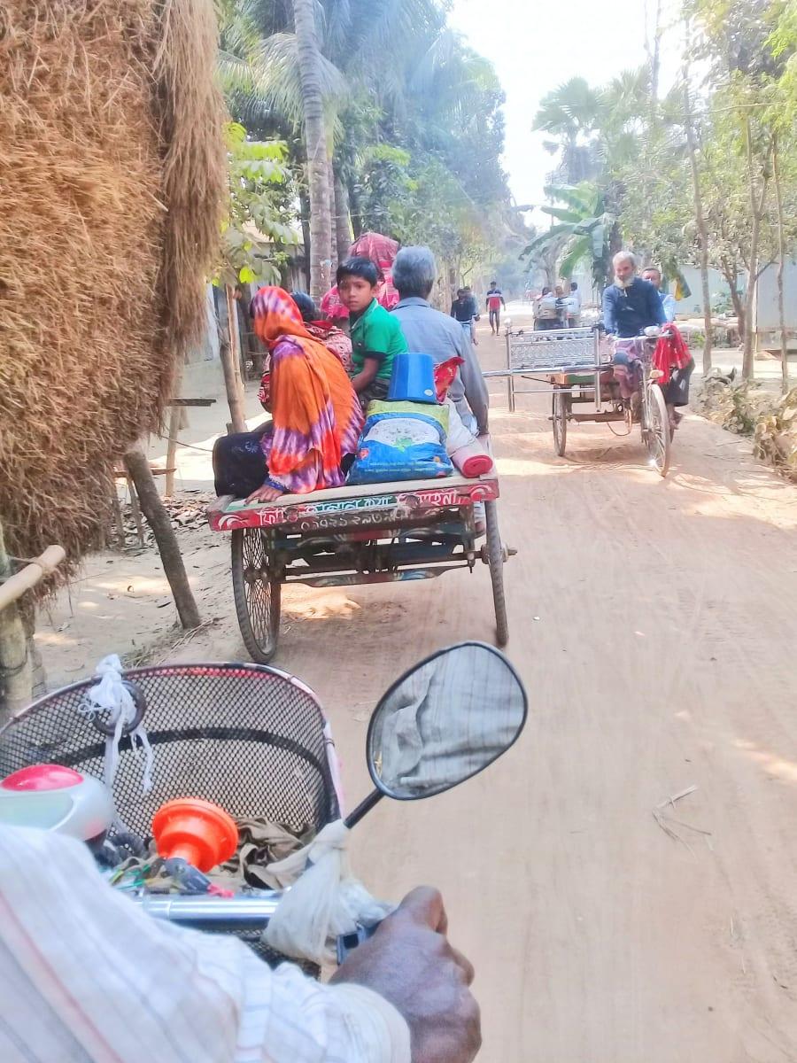 Scenérie venkova, Bangladéš