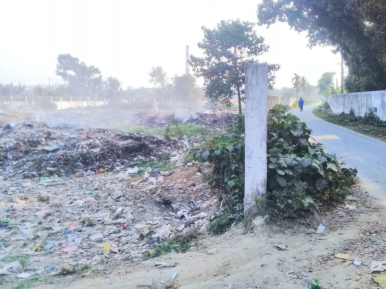 Místní skládka, Bangladéš