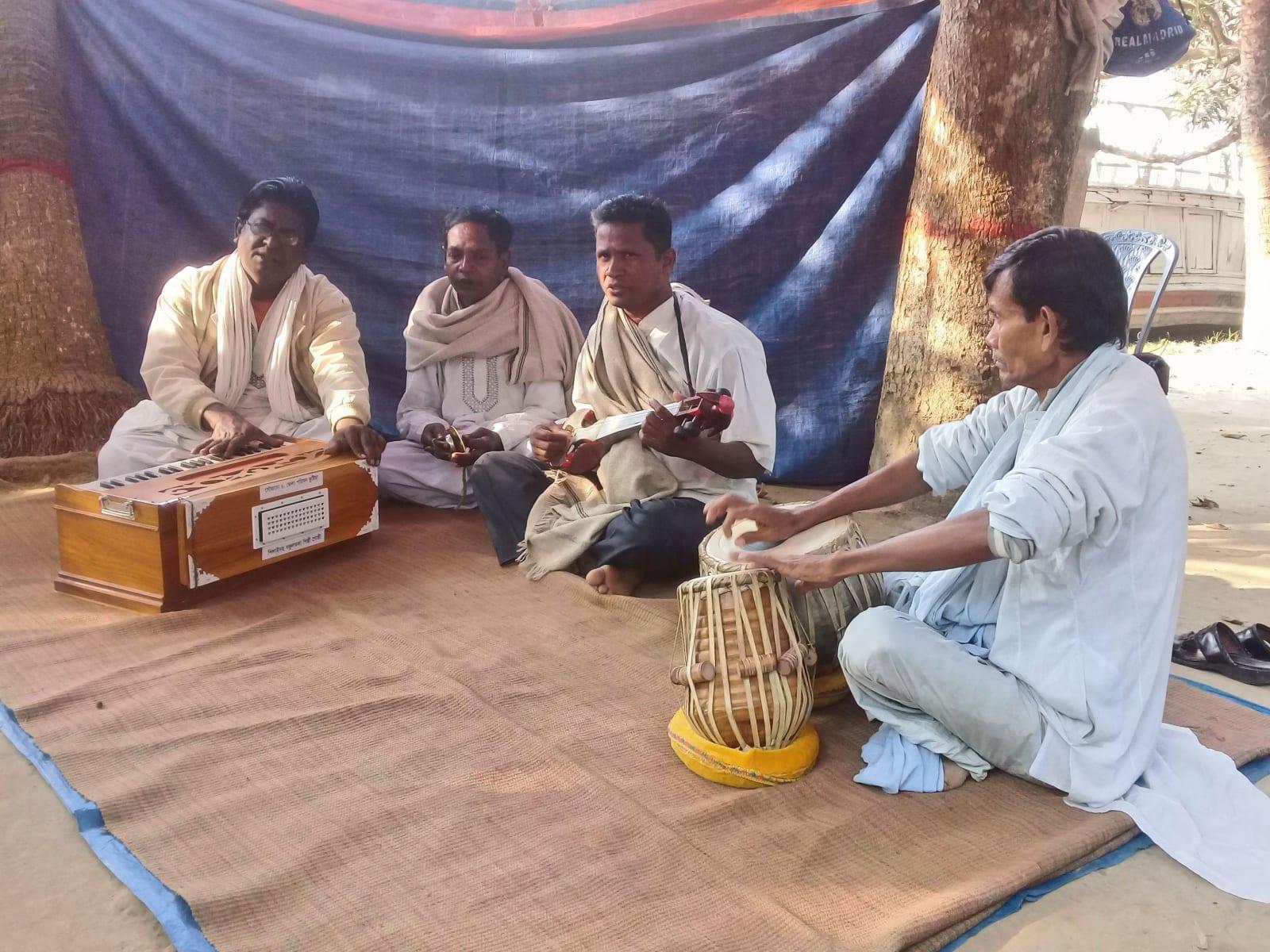 Tradiční nástroje Bengálska v akci, Bangladéš