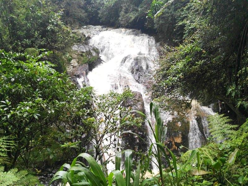 Robinson Falls, Cameron Highlands, Malajsie