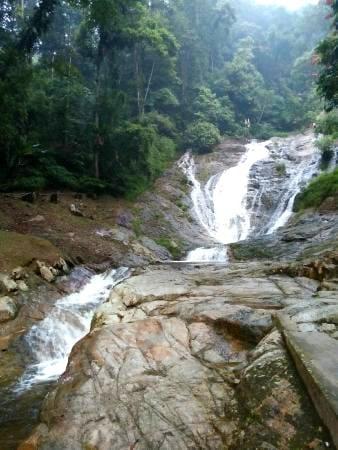Thomson Falls, Cameron Highlands, Malajsie