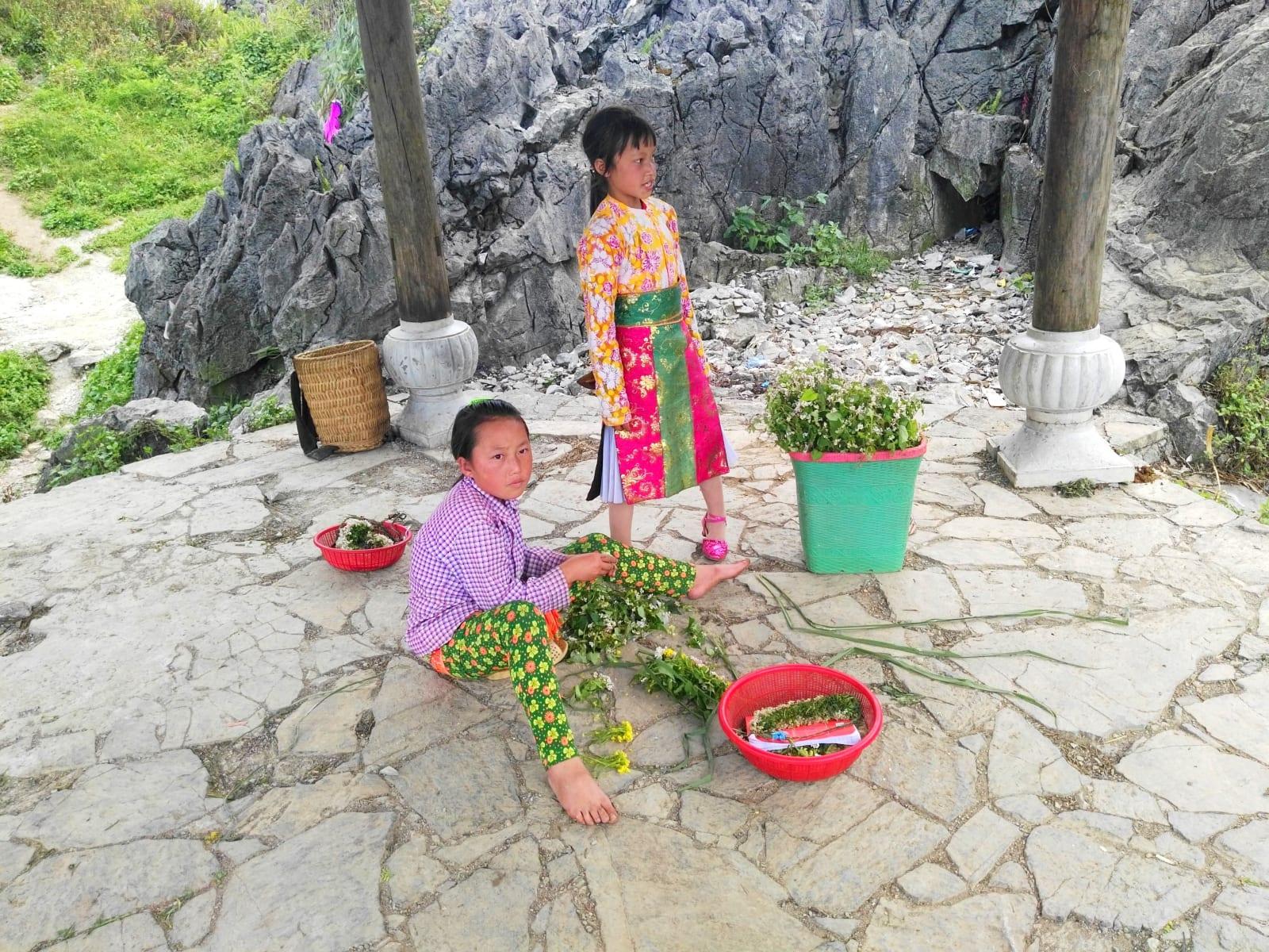 Děti Vietnamu