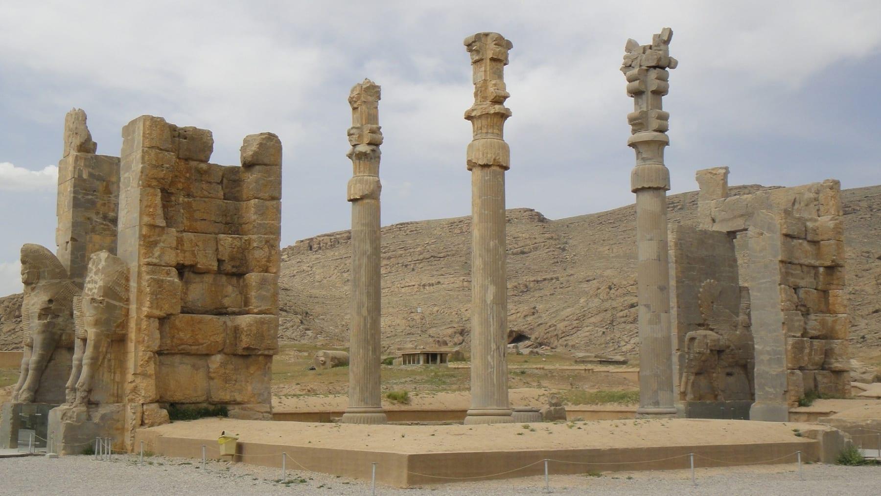 Persepolis, Írán
