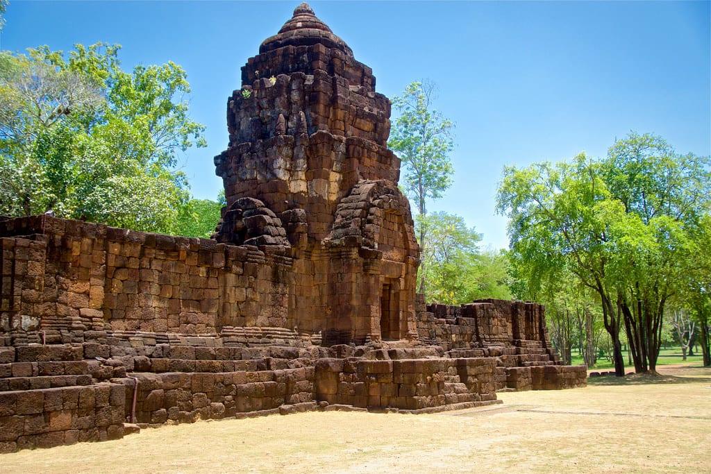 Prasat Mueang Singh, Kanchanaburi, Thajsko