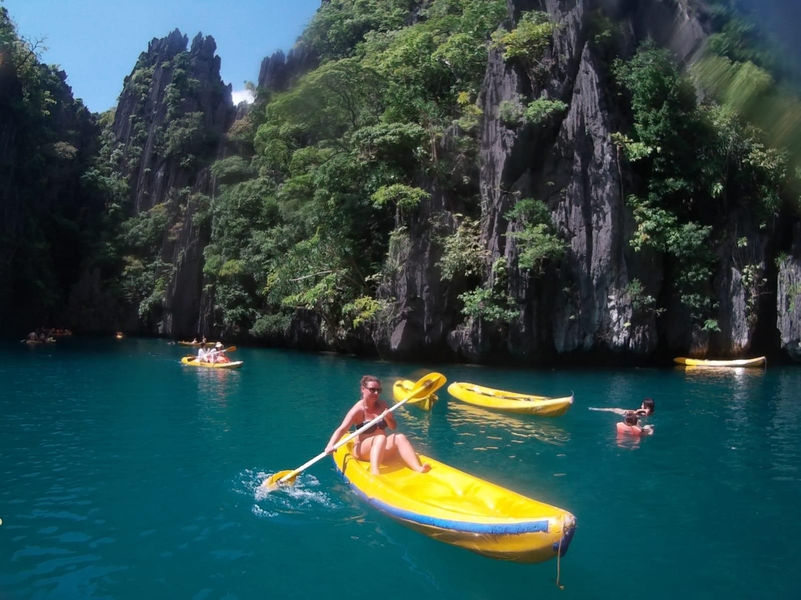 Small Lagoon, El Nido, Filipíny