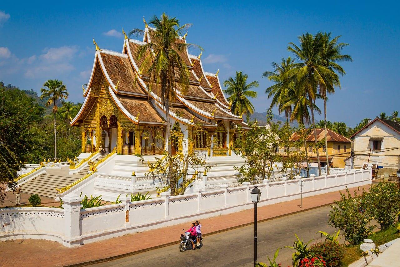Golden Temple, Luang Prabang, Laos