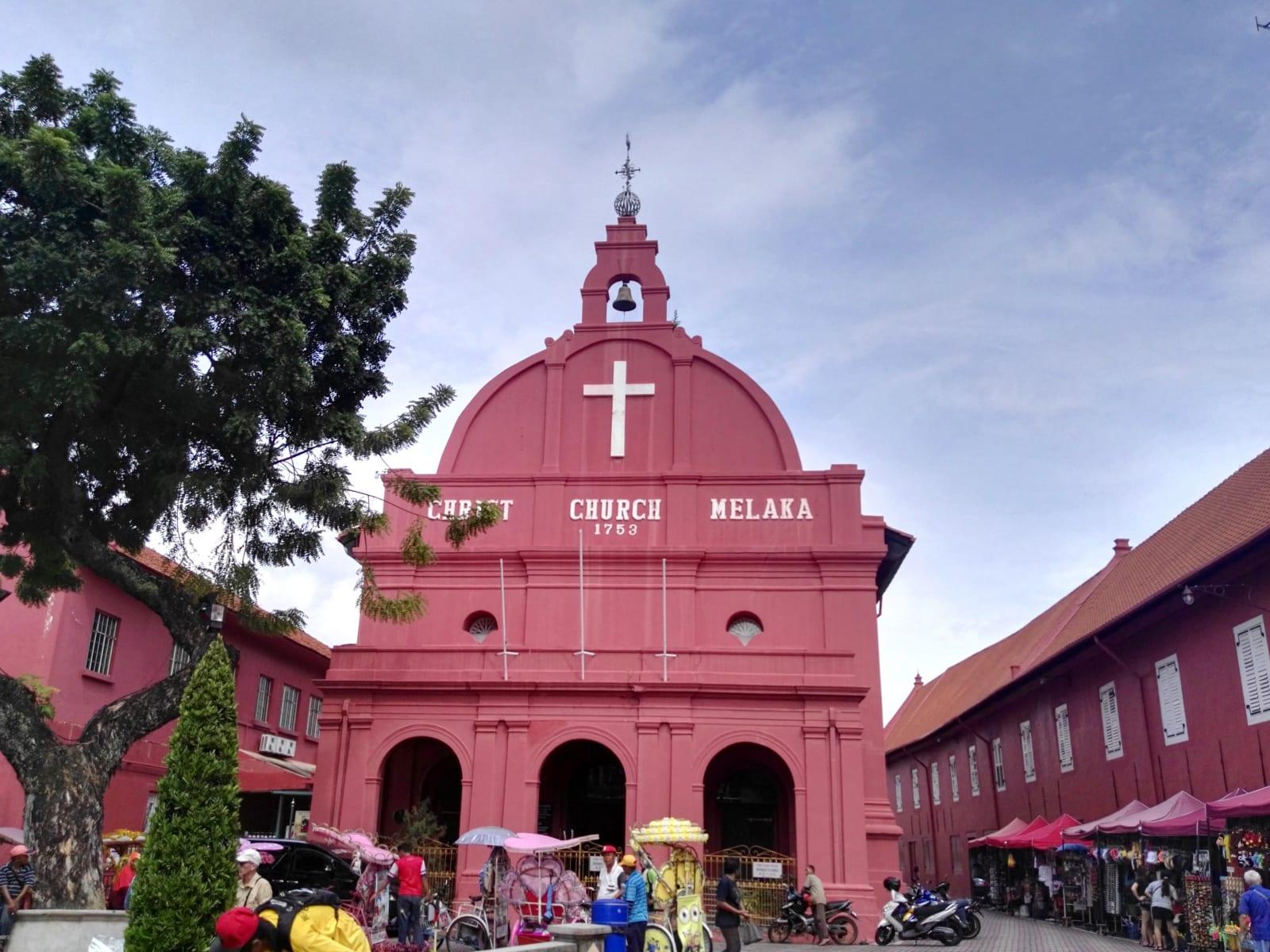 Melaka, Malajsie
