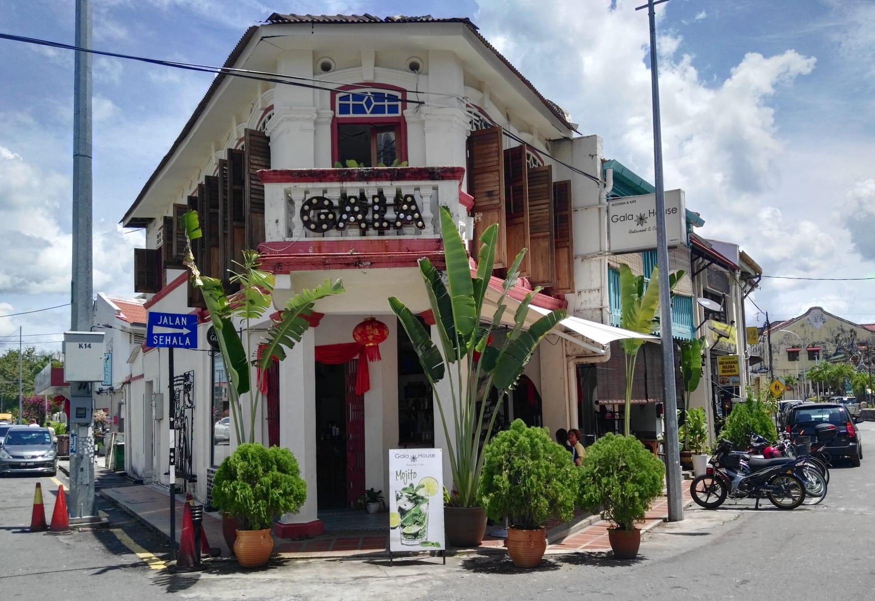 Georgetown, Penang, Malajsie