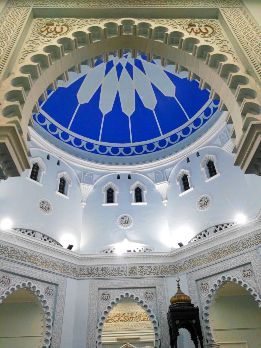 Mešita Masjid Zahir, Alor Setar, Malajsie