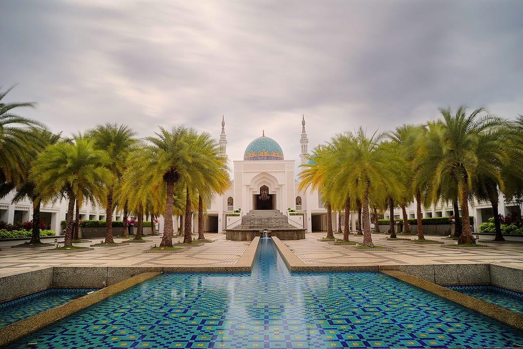 Mešita Al-Bukhary, Alor Setar, Malajsie
