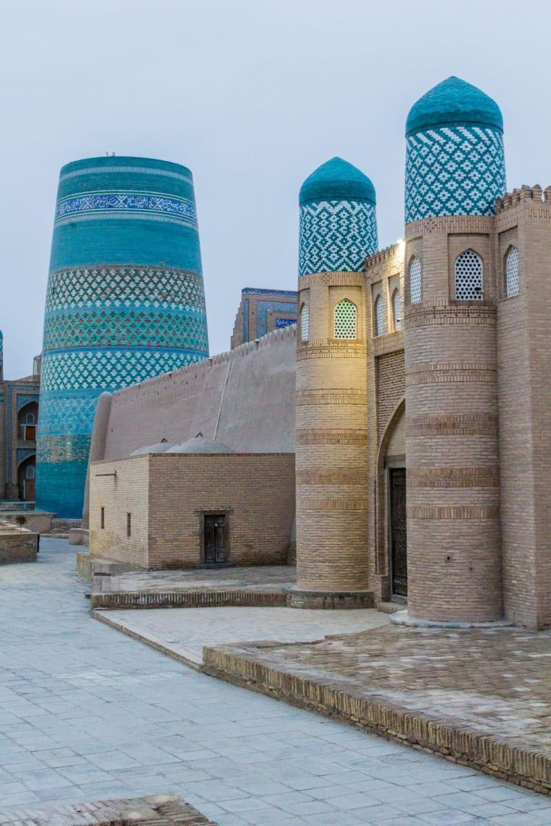 Chiva, Uzbekistán