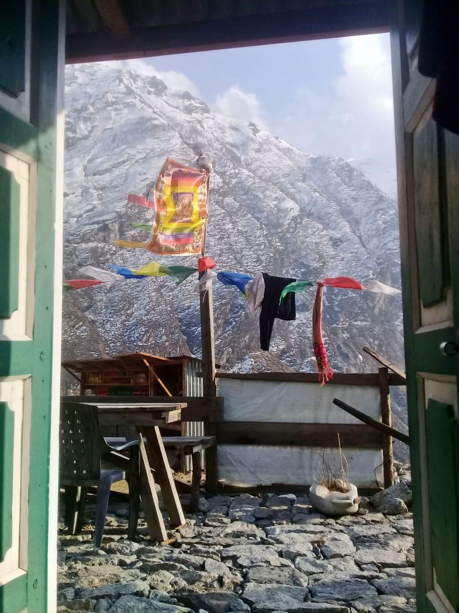 Langtang Valley trek, Nepál