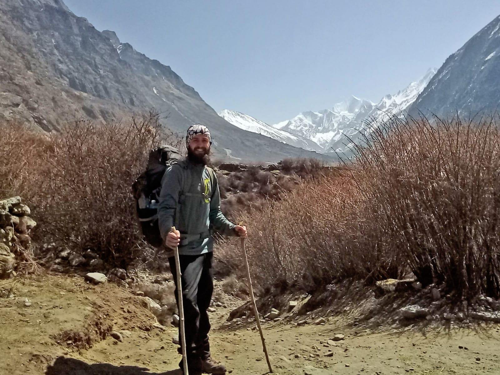 Into the Wild, Nepál
