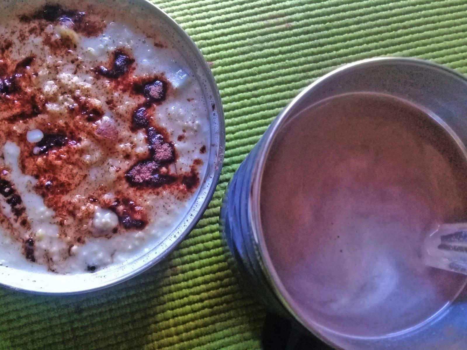 Mňam snídaně, Nepál