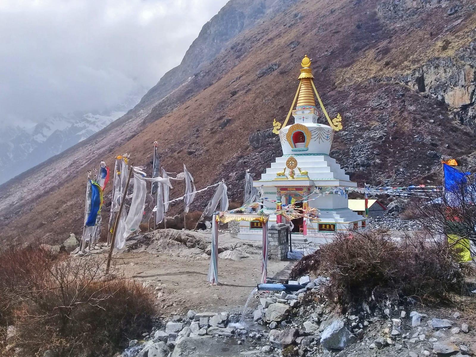 Malý templ, Nepál