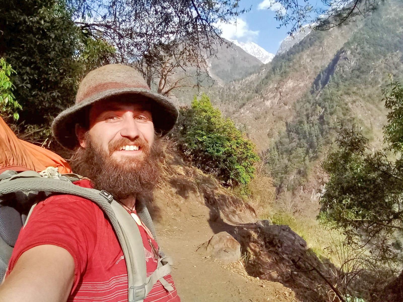 Radosti-osamělého-vlka-Nepál