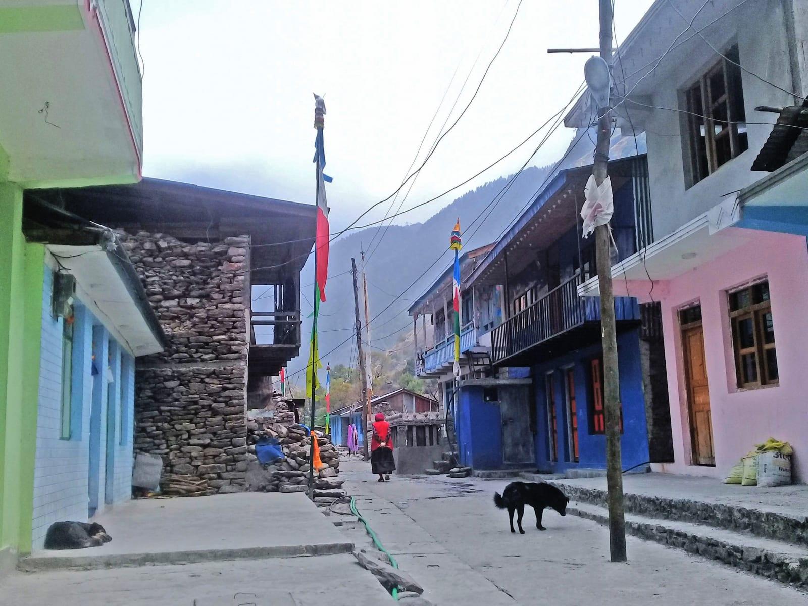 Zpět-v-Syabrubesi-Nepál