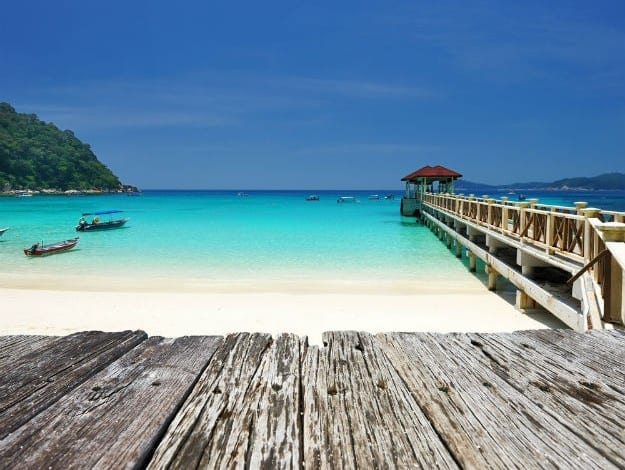Perhentian islands, Malajsie