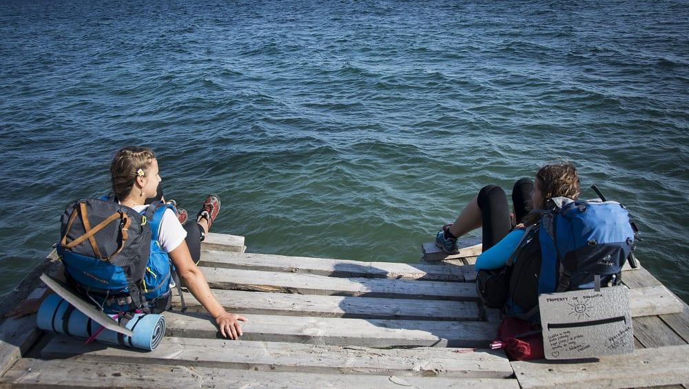 Jezero Bajkal, Rusko