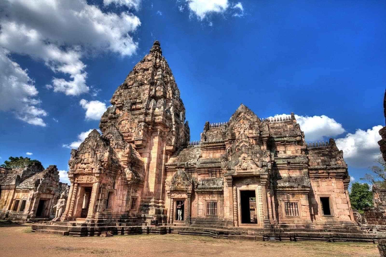 Phnom Rung, Thajsko