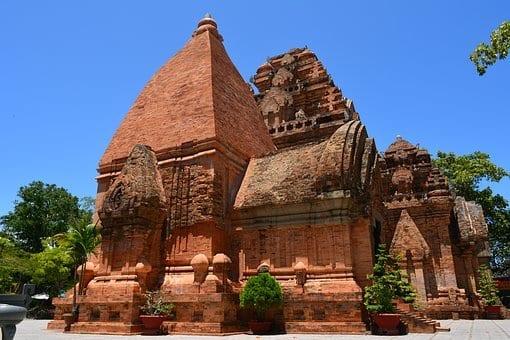 Po Nagar Cham temple Nha Trang
