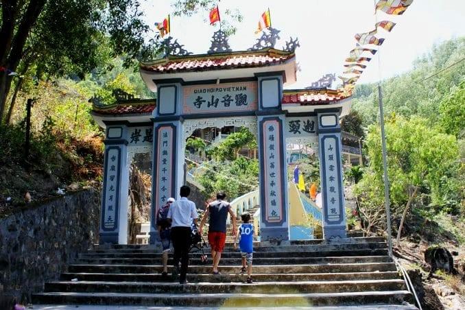 Suoi Do Pagoda Nha Trang