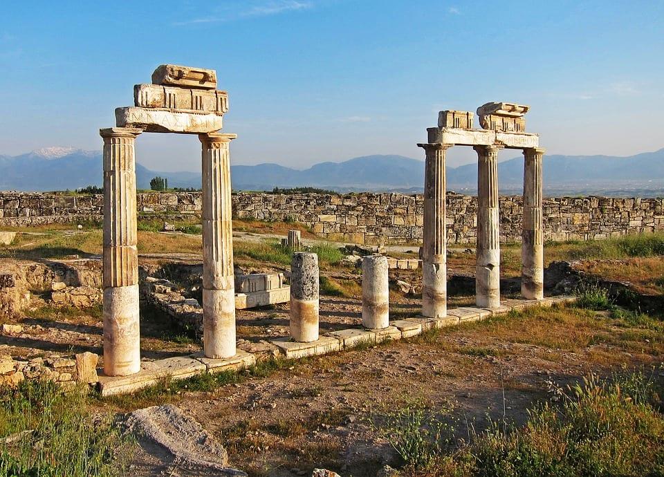 Hierapolis, Turecko