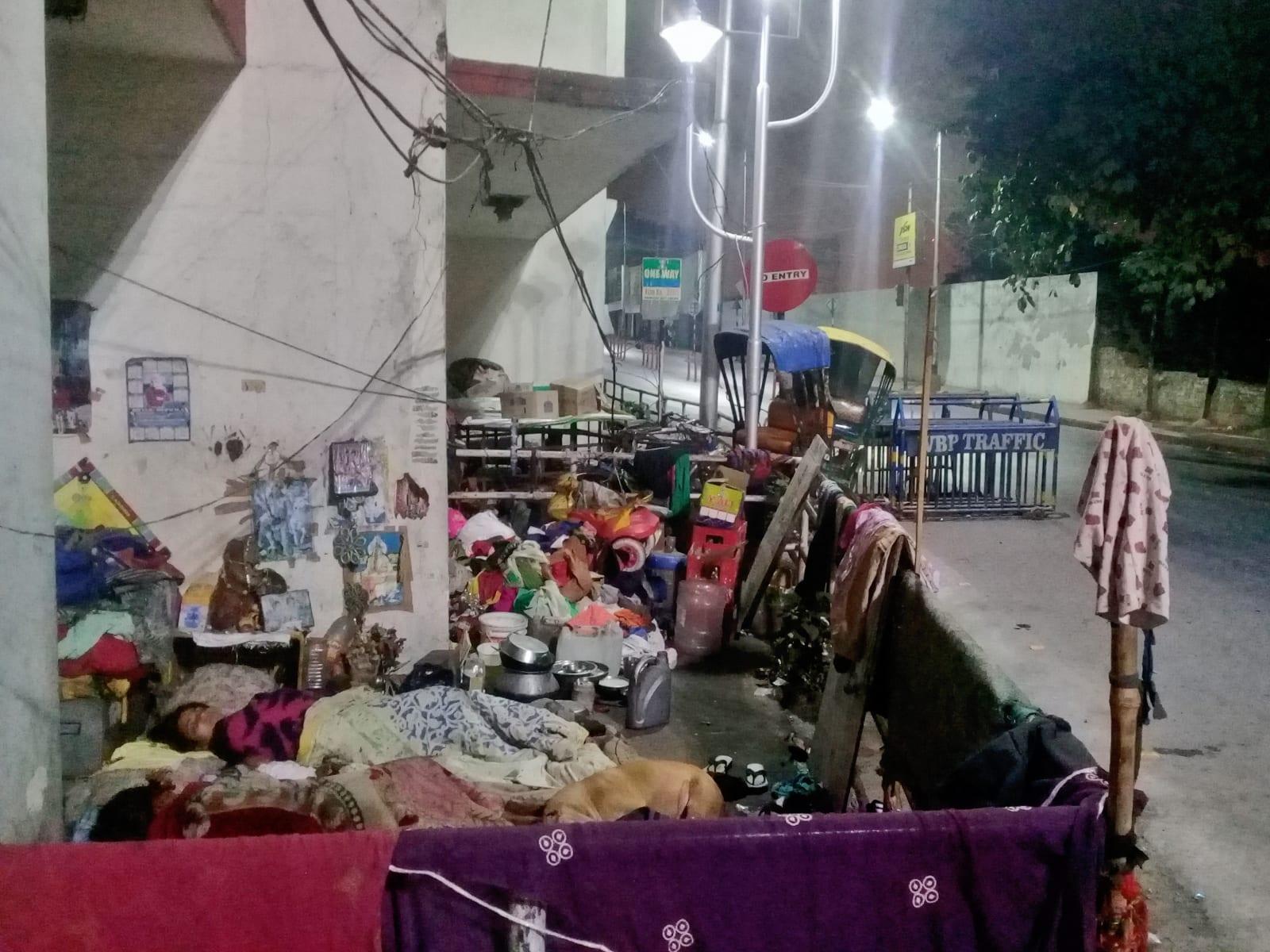 Život kasty Nedotknutelní v praxi. Kolkata