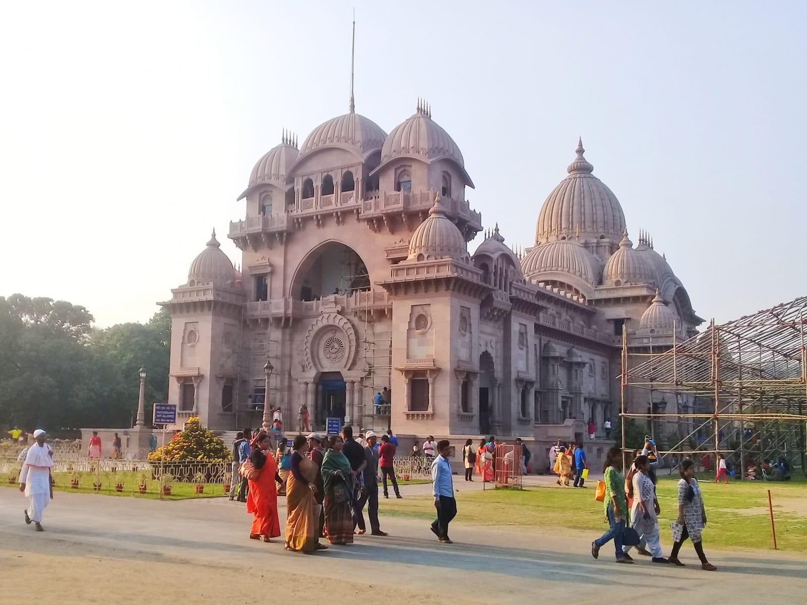 Chrám Belur Math, Kolkata