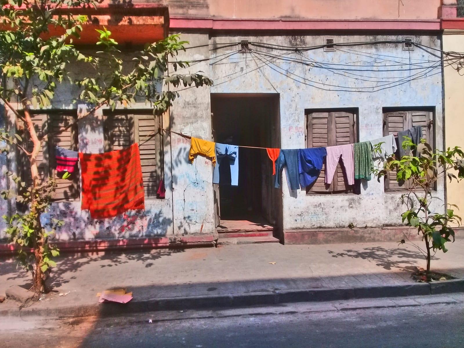 Zátiší ulice, Kolkata